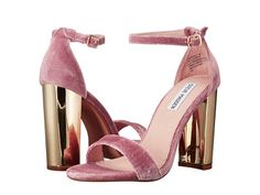 Steve Madden Carrsonv Pink - Zappos.com Free Shipping BOTH Ways
