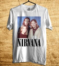 Nirvana Hanson T Shirt Music T Shirt Men T Shirt by MalaAkfa, $18.00