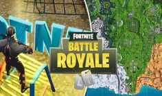 Fortnite Goose Nests Is One Of The 14 Days Of Fortnite Challenge