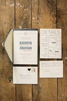 #paper-goods, #stationery  Photography: Josh Elliott Photography (joshelliottstudios.com) - joshelliottstudios.com  Read More: http://www.stylemepretty.com/2013/08/16/rancho-las-lomas-wedding-from-josh-elliott-photography/