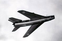50s/60s Soviet jets - this is a MiG 19