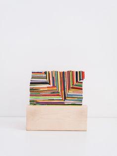 Damien Hoar de Galvan : sculpture 2013-2014