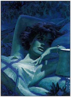 Edwin Georgi ~ Pin up painter Ford Mercury, Illustrations, Illustration Art, Arte Pulp Fiction, Frederic Remington, Girl Artist, Robert Mcginnis, Pulp Art, Pin Up Art