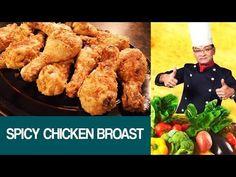 Spicy Chicken Broast   Zakir's Kitchen   21 October 2019   Dawn News - YouTube Cooking Recipes In Urdu, Dawn News, 21st October, Chicken Wings, Spicy, Yummy Food, Ethnic Recipes, Kitchen, Youtube
