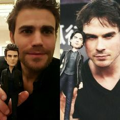 The Stefan doll reminds me too much of Edward from twilight