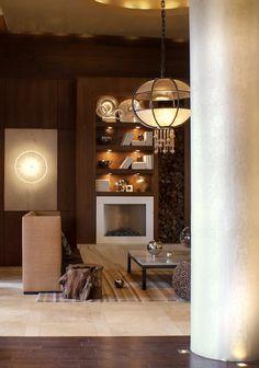FINE ART LAMPS Singapore Moderne grand pendant