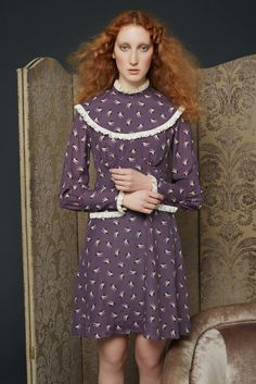 Orla Kiely Resort 2017 Fashion Show  http://www.vogue.com/fashion-shows/resort-2017/orla-kiely/slideshow/collection#4
