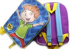 Backpack book bags