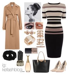 """""""Teacher Winter Look❄"""" by kcliffxx on Polyvore featuring Sophia Webster, Givenchy, Charlotte Tilbury, Splendid Pearls, Repossi, Rina Limor, EF Collection, NARS Cosmetics, Jason Wu and Old Navy"""