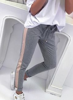 6a638ed4840 Straight Pants Pants   Leggings - Floryday   floryday.com 50 Fashion