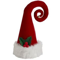 Christmas Holiday Home Decor - Santa Hat Tree Topper | Get paid up to 8.6% Cashback when you shop at Pier 1 with your DubLi membership. Not a member? Sign up for FREE at www.downrightdealz.net