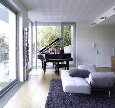DARK Arkitekter - arkitektkontor i Oslo, Drammen og Stavanger - moderne og kreativ arkitektur innen urbanisme, bolig, næringsbygg, offentlig. Oslo, Single Family, Norway, Dark, House, Urban Planning, Modern, Home, Homes