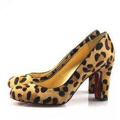 Cheap Christian Louboutin Leopard-print Pumps Sale : Christian Louboutin$192.83