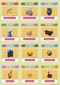 DLC segni zodiacali