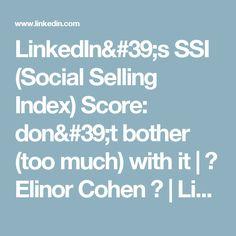 LinkedIns SSI (Soci