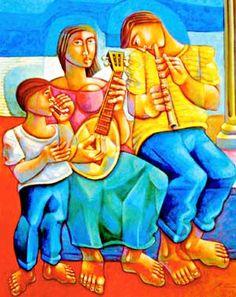 Instituto Internacional de Arte Naif: Adélio Sarro- Arte naïf brasileira http://viajerosbrasilperublognoticias.blogspot.com.br/