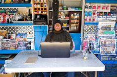 Dimitri of Sherwood Magazines  #LA #los #angeles #street #photography #matt #borkowski #people #portrait