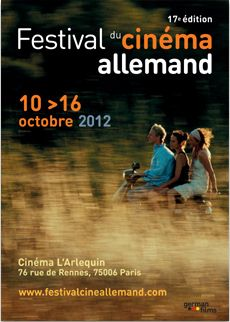 17e Festival du Cinéma Allemand de Paris  du 10 au 16 octobre 2012