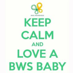 Beckwith-Wiedemann syndrome is a congenital (present from birth) growth disorder that causes large body size, large organs, and other symptoms. #BWS #Awareness