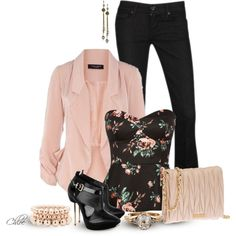 """""""Date Night~"""" by chloe-813 on Polyvore"""