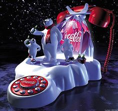 New Coke Ads | Coke Polar Bear Ads: A Bit of Sense In An Otherwise Chaotic Scene ...