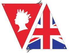 Great banner for Queen's Birthday