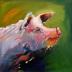 http://www.dailypainters.com/artists/artist_gallery/588/ - Diane Whitehead - 2008 - This passionate woman, who brings animals brilliantly to life for her audience, was born in Spokane Washington and now resides in Park City Utah.
