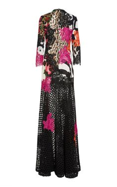 3/4 Sleeve Gown by NAEEM KHAN for Preorder on Moda Operandi Naeem Khan, Gowns With Sleeves, Evening Dresses, Spring Summer, Couture, Long Sleeve, Outfits, Collection, Women