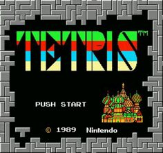 Before my mom had Candy Crush, she had Tetris