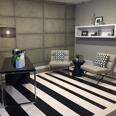 Planning to renovate the interior of your house? Install Hourwall, a panelized interior-wall system to add value & beauty to your property. Modern Industrial, Modern Rustic, Concrete Wall Panels, Faux Panels, Basement Walls, Easy Install, Interior Walls, Cladding, Contemporary