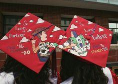 Best Friend Graduation Cap---Disney's Toy Story