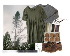 """greenland"" by confuseme ❤ liked on Polyvore featuring STELLA McCARTNEY, American Apparel, Zucca, FREDS at Barneys New York and Dr. Martens"