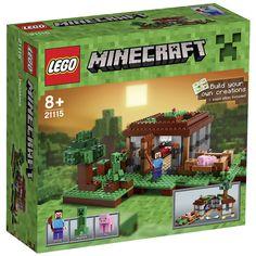 Lego 21115 - la premiere nuit minecraft