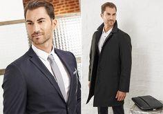 Kabát Jerem | Freeport Fashion Outlet Fashion Outlet, Blues, Suit Jacket, Breast, Suits, Jackets, Down Jackets, Suit, Jacket