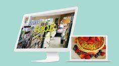 Web Design and Development for The Food Company by Howell Edwards Ltd.