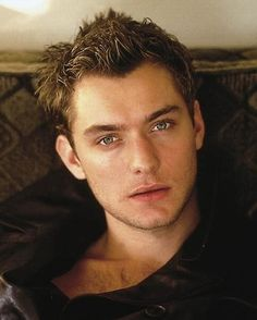 Jude Law- Another sexy british bloke- from The Talented Mr. Ripley,Sherlock Holmes, Closer,Sky Captain and the World of Tomorrow The Imaginarium of Doctor Parnassus;A.I. Artificial Intelligence
