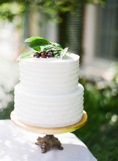 Photography: Yazy Jo   yazyjo.com Wedding Cake: Cake And Bake   www.cakeandbake.com Cake: Cake And Bake   www.cakeandbake.com/   View more: http://stylemepretty.com/vault/gallery/21347