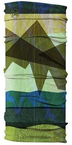 Original Buff neck gaiter - Terrain pattern