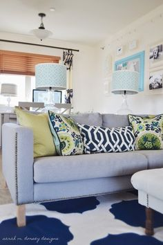 Make It Yours: 5 Ways to Customize Your IKEA Sofa   Apartment Therapy
