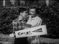 Mike's Surprise - Vintage Commercial - 1950's http://www.crest.com