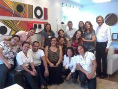Curso Jogos Empresariais e Dinâmicas de Grupo. Aracaju-SE. 2012.