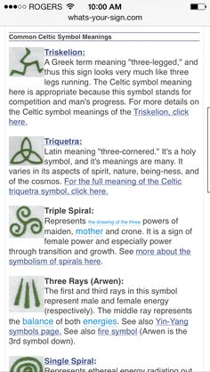 Celtic teachings