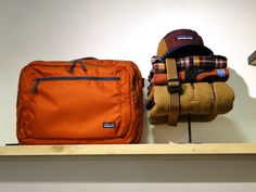 Patagonia, retail design, interior design, styling, showroom, Amsterdam, visual merchandising #accessories