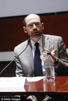 Dr Michael Greger (pictured) wanted to to medicine after he saw diet give his grandmother another 30 years of life
