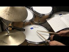Drum Lessons, Music Lessons, Drums Beats, Drum Solo, How To Play Drums, Double Bass, Music School, Clarinet, Triplets