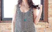 tiny pocket tank pattern dl on burdastyle. This would make a super easy and cute dress for summer.