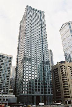 Pretty cool! Leo Burnett Building Chicago, IL