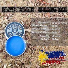 01BP Brave Pomade 40gms Oil Based Pomade Oil Based Pomade, Brave, Ph, Color, Colour, Colors