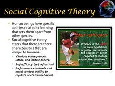 Albert Bandura's Social Cognitive Theory