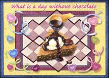 Chocolate Dreams main page